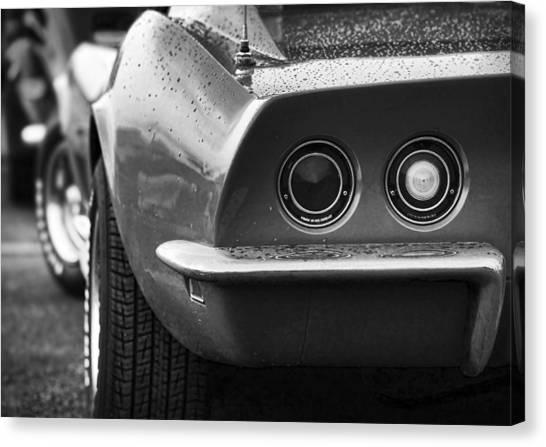 1969 Chevrolet Corvette Stingray Canvas Print