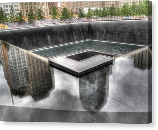 911 Memorial Canvas Print
