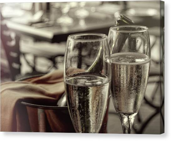 All Sparkling Canvas Print by JAMART Photography