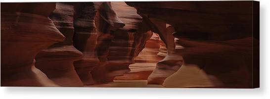 Antelope Canyon Canvas Print by Don Wolf