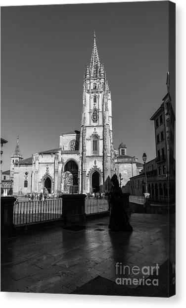 Canvas Print - Cathedral by Ric Schafer