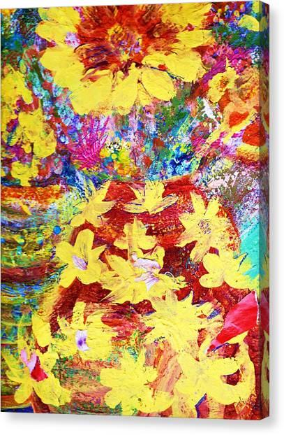 Canvas Print - Celebration by Anne-elizabeth Whiteway
