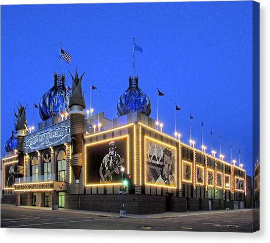 Corn Palace 2016 Canvas Print