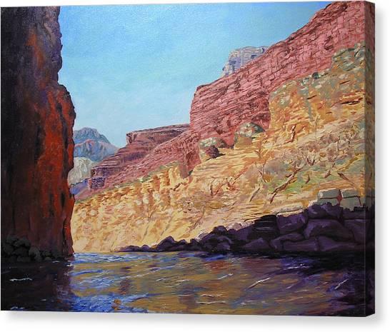 Grand Canyon IIi Canvas Print by Stan Hamilton