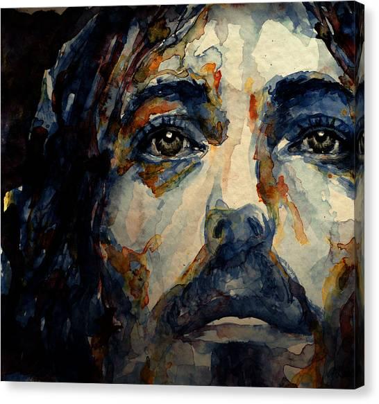 Jesus Christ Canvas Print