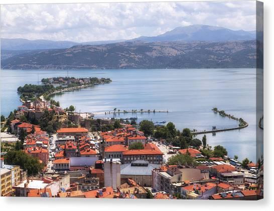 E.t Canvas Print - Lake Egirdir - Turkey by Joana Kruse