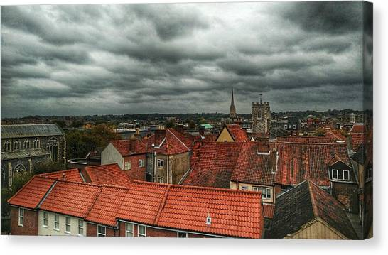 Norwich Canvas Print