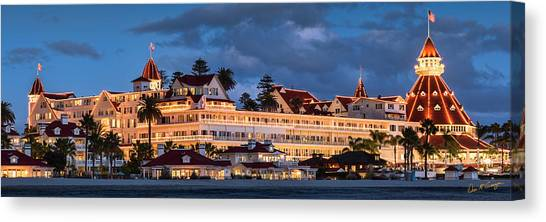 Canvas Print featuring the photograph Pure And Simple Pano 60x20 by Dan McGeorge