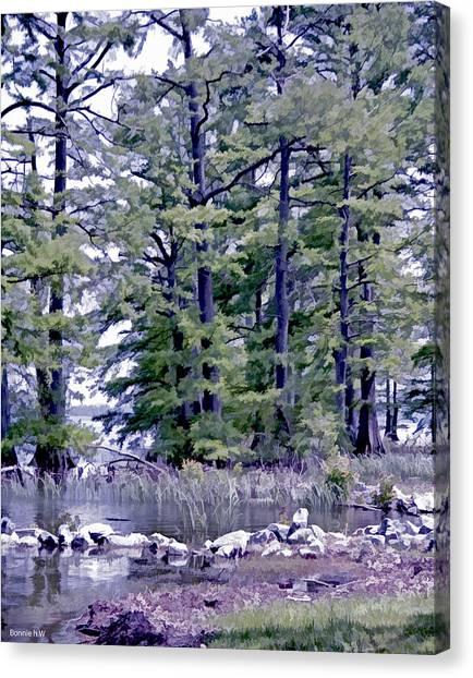 Reelfoot Lake  Canvas Print