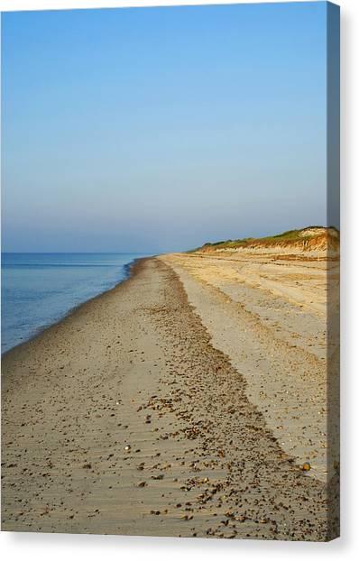 Sandy Neck Beach Canvas Print