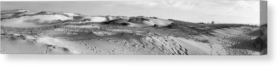 Sleeping Bear Dunes Panorama Canvas Print by Twenty Two North Photography