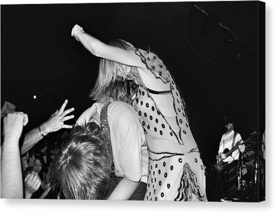 Sonic Youth Canvas Print