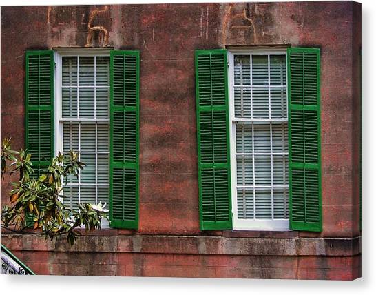 Southern Charm Canvas Print by JAMART Photography