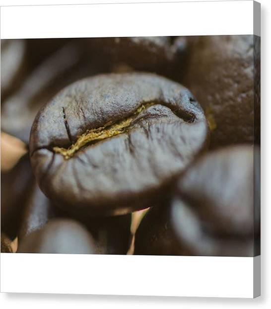 Seattle Canvas Print - #starbucks #starbuckscoffee by David Haskett II