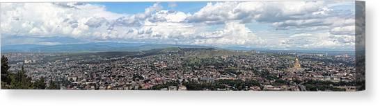Tbilisi Canvas Print