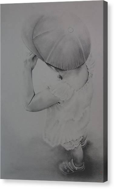 This Way Canvas Print by John C