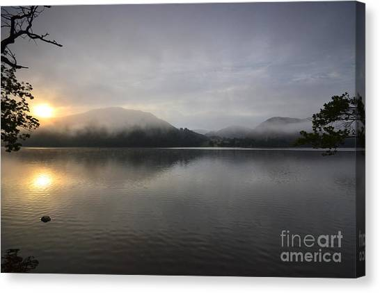 Duke University Canvas Print - Ullswater by Smart Aviation