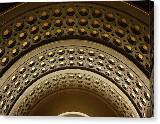 Union Station Dc Canvas Print