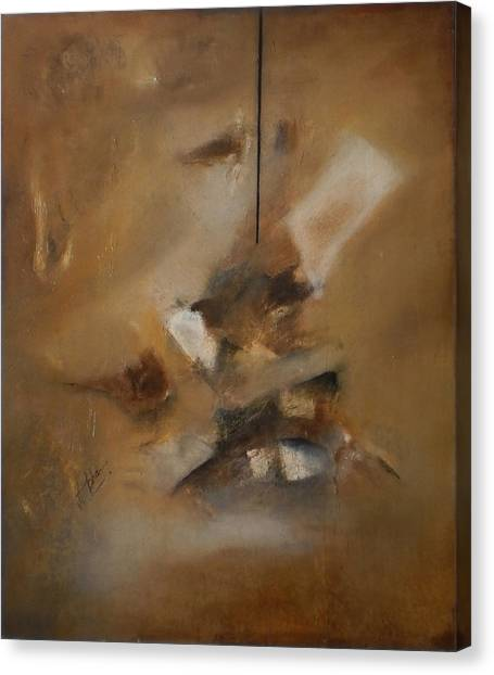 Untitled Canvas Print by Sonal Agrawal