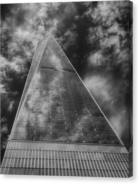 World Trade Center 2015 Canvas Print by Robert Ullmann