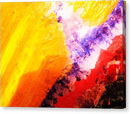 WOW Canvas Print by HollyWood Creation By linda zanini