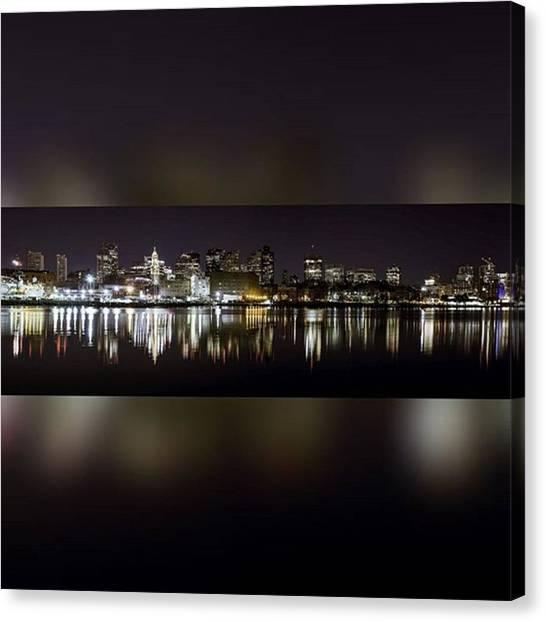 Ocean Sunrises Canvas Print - Www.500px.com/d1224m #pentax by Isaac S