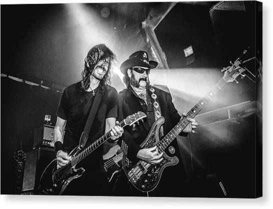 Uk Foo Fighters Live @ O2 Academy Islington Canvas Print