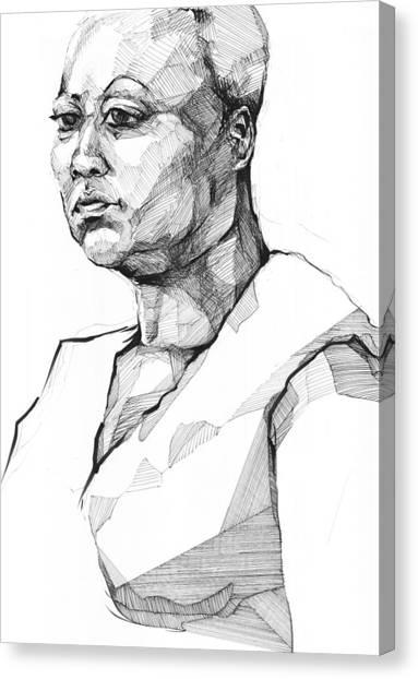 20140101 Canvas Print