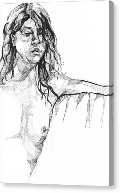 20140106 Canvas Print