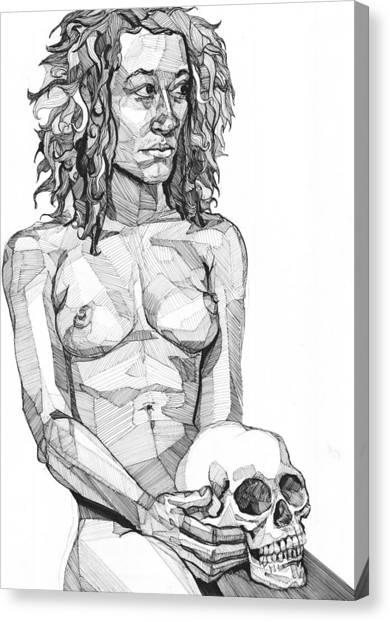 20140116 Canvas Print