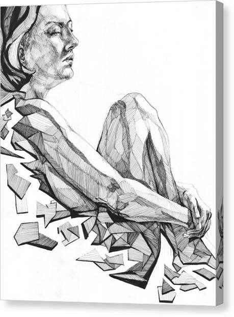 20140122 Canvas Print