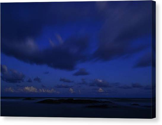 Sunrise Horizon Canvas Print - Sky by Mariel Mcmeeking