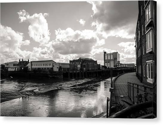 Hull Canvas Print