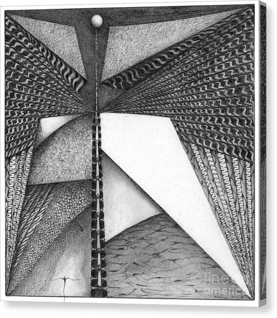 Enoch Canvas Print