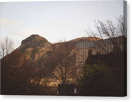 Edinburgh Canvas Print