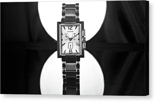 Banjos Canvas Print - Watch by Super Lovely