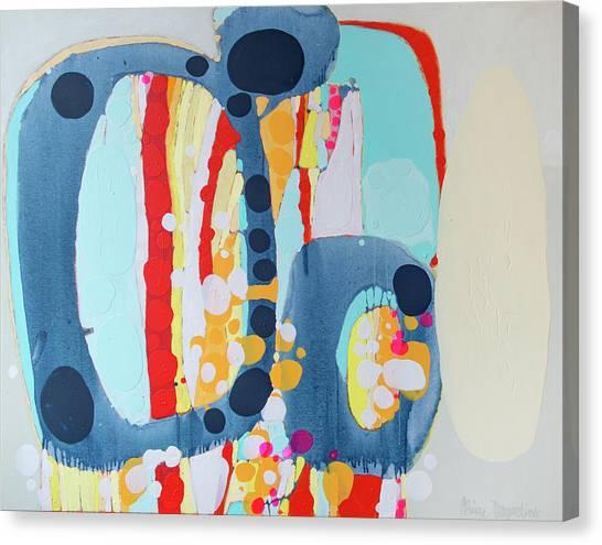 Canvas Print - 26 Minutes by Claire Desjardins