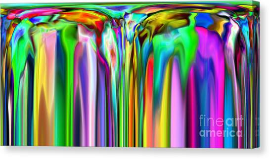 2x1 Abstract 320 Canvas Print by Rolf Bertram
