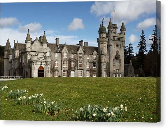Balmoral Castle Canvas Print