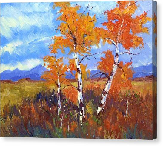 Plein Air Series Canvas Print