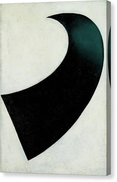 Suprematism Canvas Print - Suprematism by Kazimir Malevich
