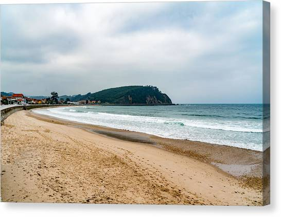 Canvas Print - Surf Some Waves by Ric Schafer