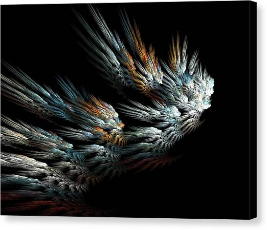 Taking Wing Canvas Print