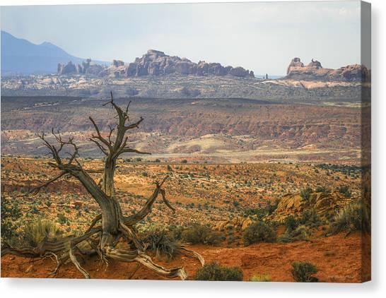 #3090 - Moab, Utah Canvas Print