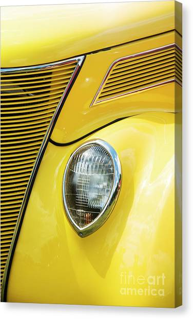 Motoring Canvas Print - 30s Ford by Tim Gainey