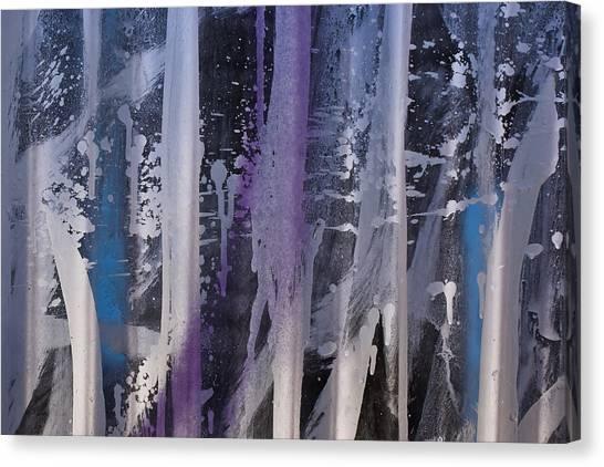 Corrugated Panel 3 Canvas Print