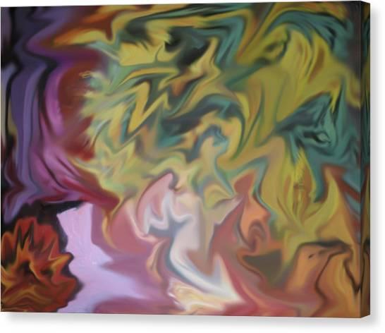 Untitled Canvas Print by Nicholas Jauregui