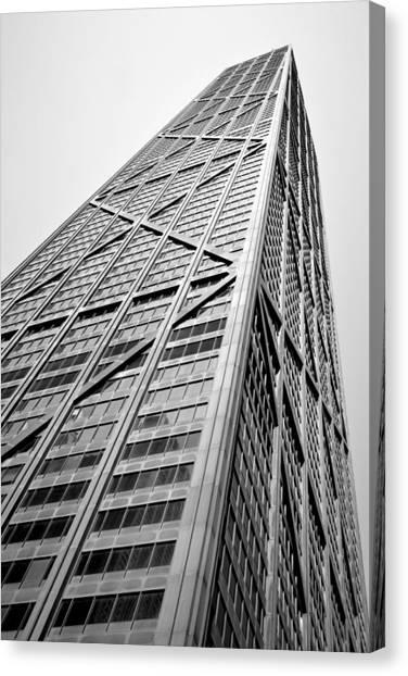 360 Chicago Canvas Print
