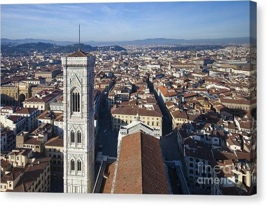 Florence Canvas Print by Andre Goncalves