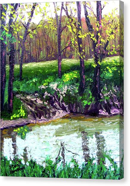 4 28 Canvas Print by Stan Hamilton